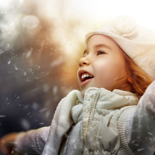 Little girl, happy in the rain - it reminds us of getting back & reaching our most basic emotions. Indeed it reminds us of the importance of emotional release and letting go of negative emotions, & focus on our most basic positive feelings.